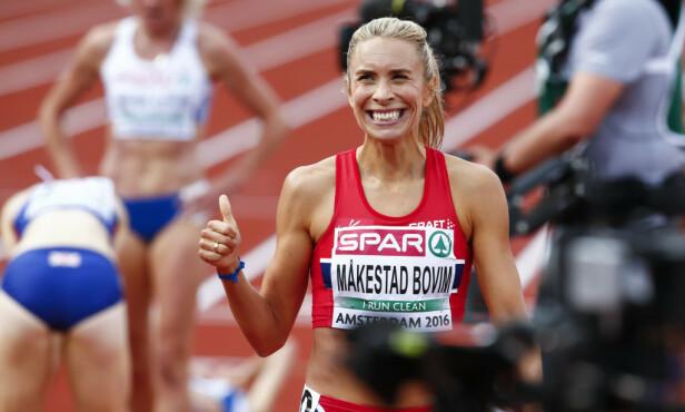 «MESTERNES MESTER»: 38 år gamle Ingvill Måkestad Bovim har vunnet hele åtte NM-gull. Nå går hun for seier i «Mesternes Mester». Foto: NTB Scanpix
