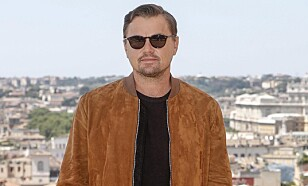 <strong>NY FILM:</strong> DiCaprio er nå aktuell i «Once Upon A Time In Hollywood». Foto: NTB Scanpix