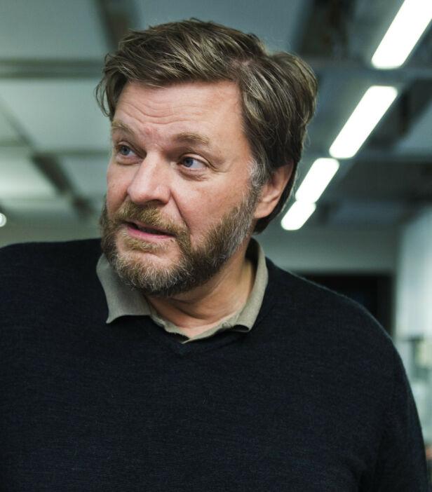 SKEPTISK: Steinar Madsen, medisinsk fagdirektør ved Legemiddelverket, omtaler CBD-dråper som moteprodukter. Foto: NTB Scanpix