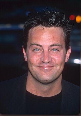 DEN GANG DA: Mange husker nok Matthew sånn som dette. Her i 1999. Foto: NTB Scanpix