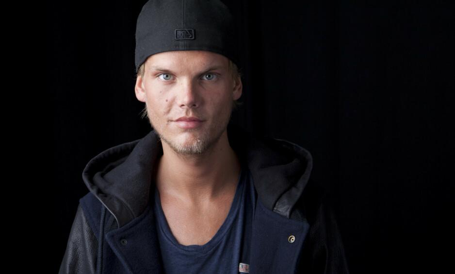 DJ: Tim Bergling, bedre kjent som Avicii, gikk bort bare 28 år gammel. Nå har det kommet nye detaljer rundt livet før hans død. Foto: NTB Scanpix