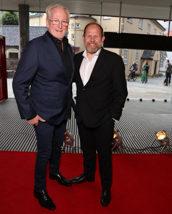 DUO: Eyvind Hellstrøm og Truls Svendsen. Foto: Andreas Fadum / Se og Hør
