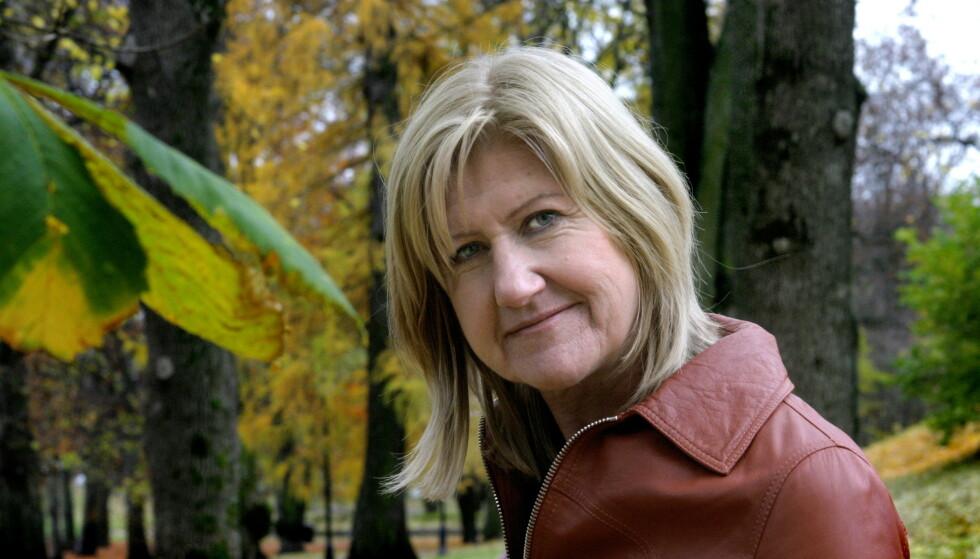 HAR GÅTT BORT: Anne Grete Preus gikk bort natt til søndag, etter en tids sykdom. Foto: NTB Scanpix