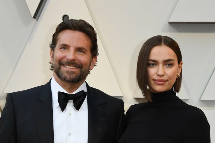BRUDD: I fire år var supermodellen sammen med skuespiller Bradley Cooper (46) før det ble slutt i 2019. Foto: Mark RALSTON / AFP / NTB