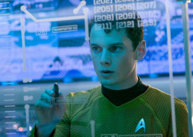 HEMMELIG: Yelchin tok med seg sannheten om diagnosen sin i graven. Dette bildet er fra «Star Trek» i 2009. Foto: Snap Stills/REX, NTB scanpix