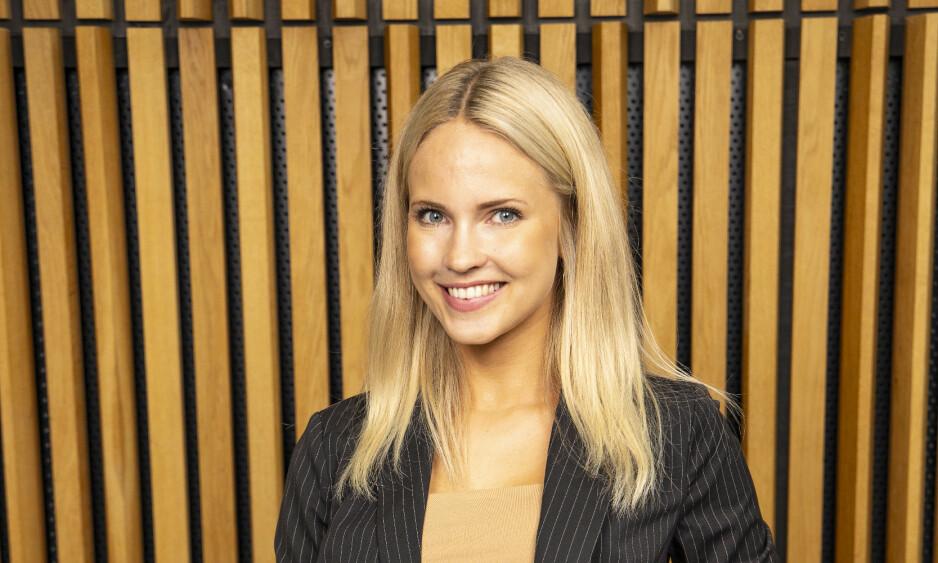 AU: Emilie Nereng, bedre kjent som «Voe», debuterer lørdag i «Skal vi danse». Nå avslører hun at hun har skadet seg før premieren. Foto: Tor Lindseth