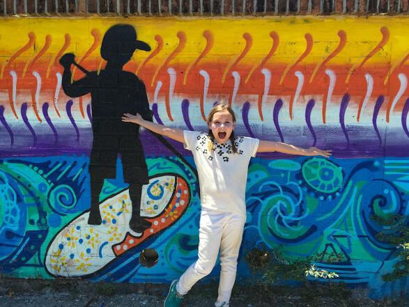 UTENLANDS: Ingrid Alexandra i Mexico for fire år siden. Foto: Kronprinsparet / Det kongelige hoff
