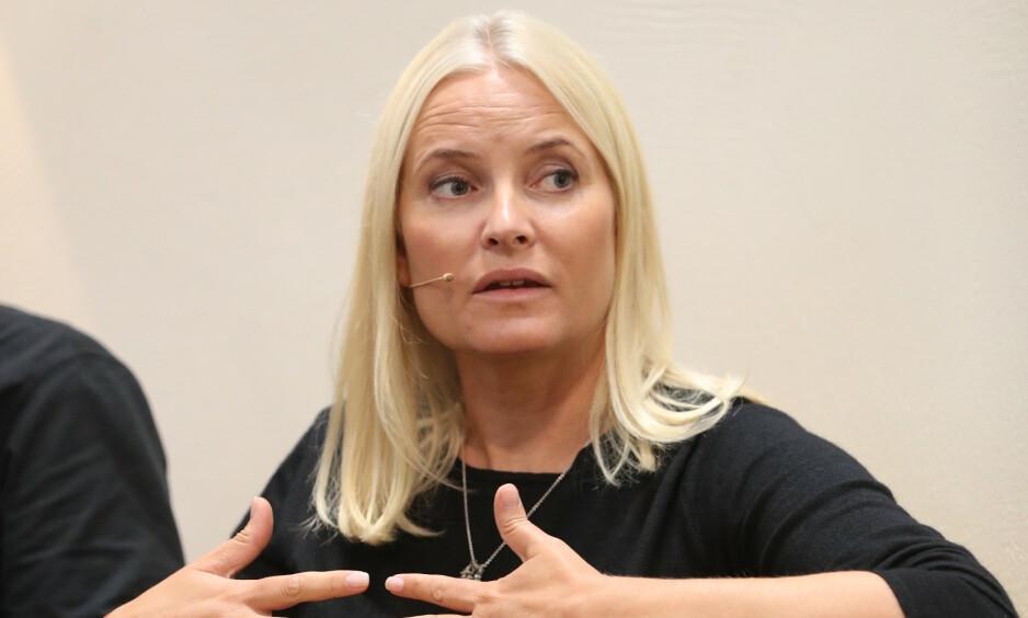 ÆRLIG: I en ny bok forteller kronprinsesse Mette-Marit ærlig om sitt ungdomsopprør. Foto: Andreas Fadum/ Se og Hør