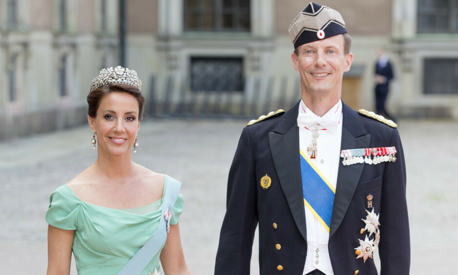 HAR FLYTTET: Nylig flyttet Danmarks prins Joachim og familien til Frankrike. Nå har prinsen hatt sin første skoledag på den prestisjetunge franske militærutdannelsen. Foto: NTB Scanpix