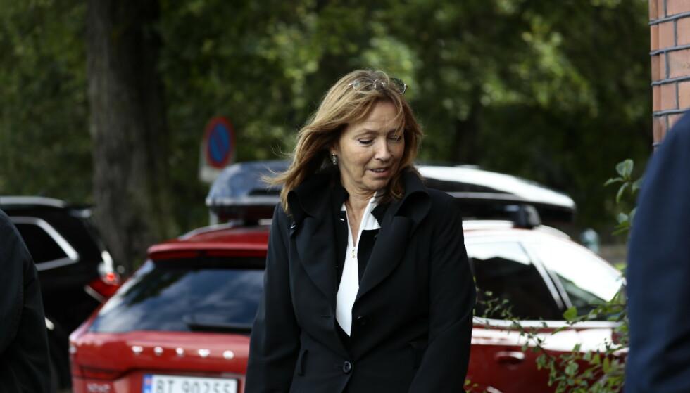 <strong>TIL STEDE:</strong> Anita Skorgan. Foto: Nina Hansen / Dagbladet