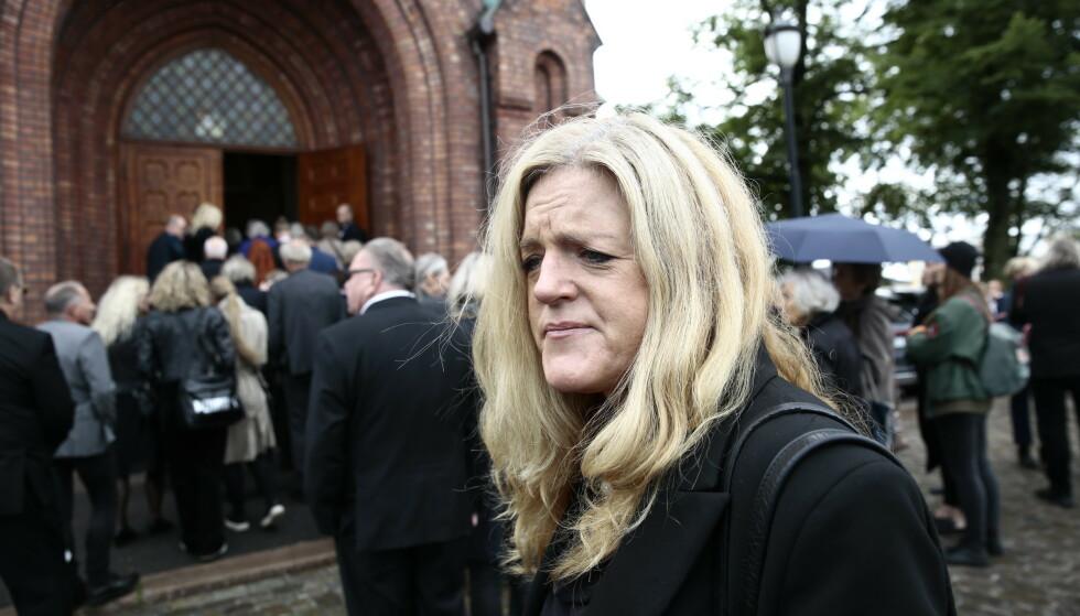 <strong>TIL STEDE:</strong> Hilde Frafjord Johnson. Foto: Nina Hansen/ Dagbladet