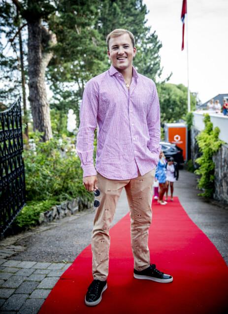 ANGRER: Grunde Myhrer skal stemme noe annet enn det han stemte ved forrige valg. Foto: Christian Roth Christensen / Dagbladet