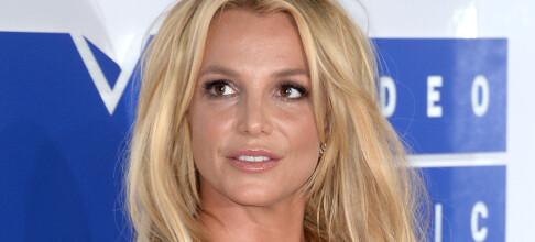 Raser mot Britneys vergemål