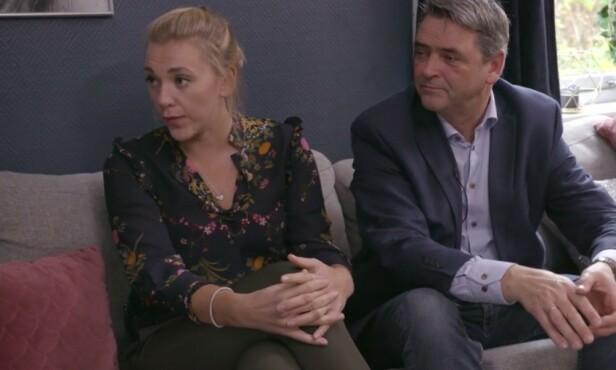 EKSPERTENE: Det er Lene Drange og Magne Gundersen som tar turen til Horten i kveldens episode av «Luksusfellen». Foto: TV3