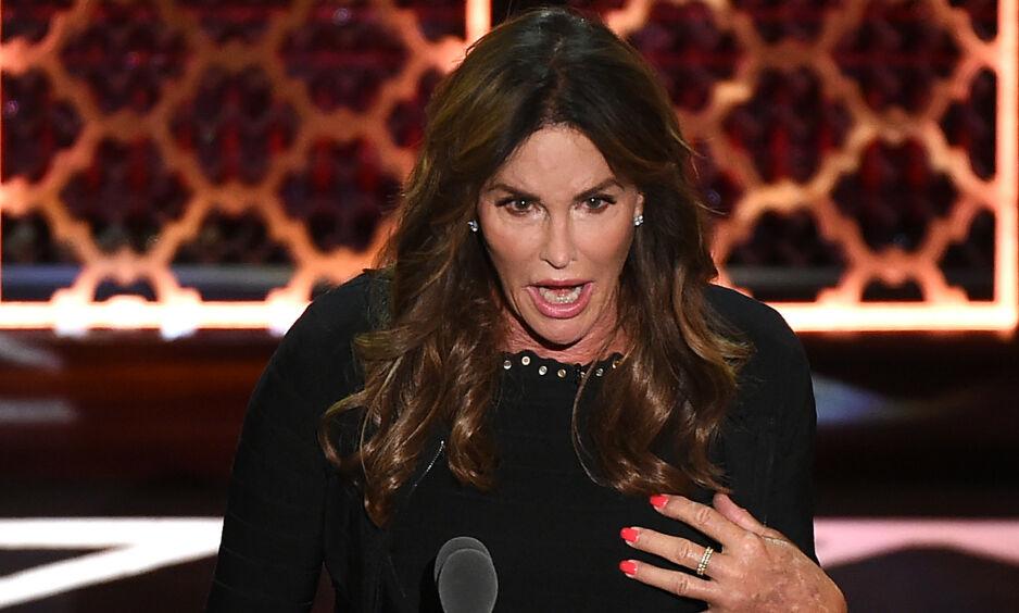 SLO TILBAKE: Etter at flere påpekte at Caitlyn Jenner hadde «kuttet av seg penisen», kom hun med et tydelig tilsvar. Foto: NTB Scanpix