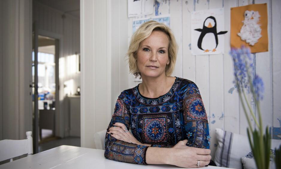 SKILSMISSE: Ingeborg Myhre fortalte offentlig at hun skulle skilles. Nå letter hun på sløret om tiden etter bruddet ble kjent. Foto: Lars Eivind Bones / Dagbladet