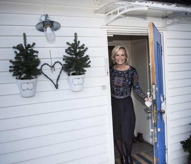 ÅPNET OPP: Se og Hør var nylig på besøk hos Ingeborg Myhre. Bildet er fra et tidligere besøk. Foto: Lars Eivind Bones / Dagbladet