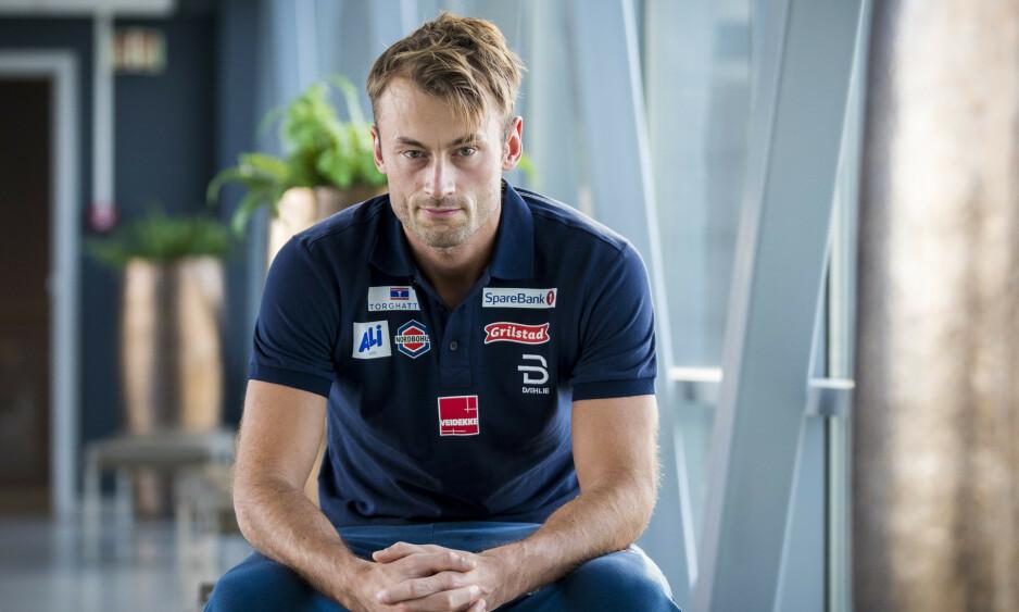 AVSLØRING: Petter Northug avslører at han tidligere har lagt an på Gunde Svans datter. Foto: NTB Scanpix