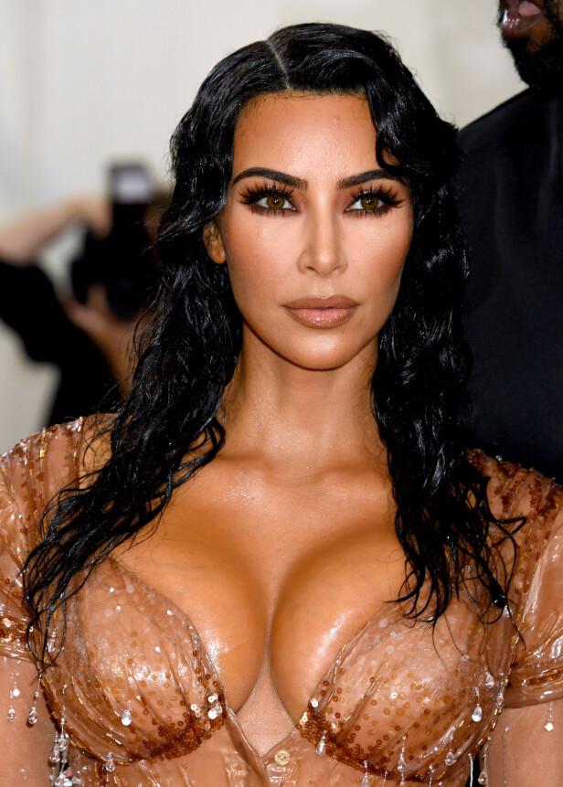 FAVORITT: Kim Kardashian er Rikke Gajdas favorittkunde. Foto: NTB Scanpix