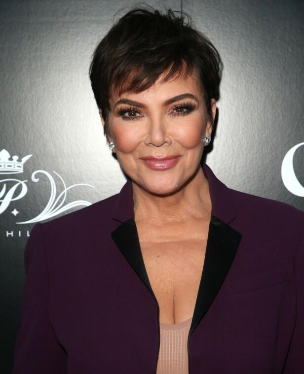 SKREMMENDE: Gajda innrømmer at Kris Jenner kan være litt skremmende til tider. Foto: NTB Scanpix
