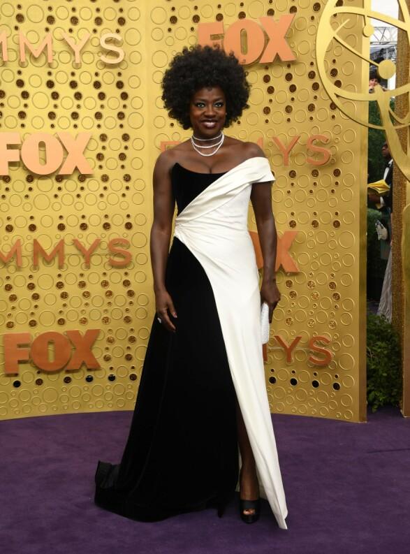 <strong>KLASSISK:</strong> Viola Davis. Foto: NTB scanpix