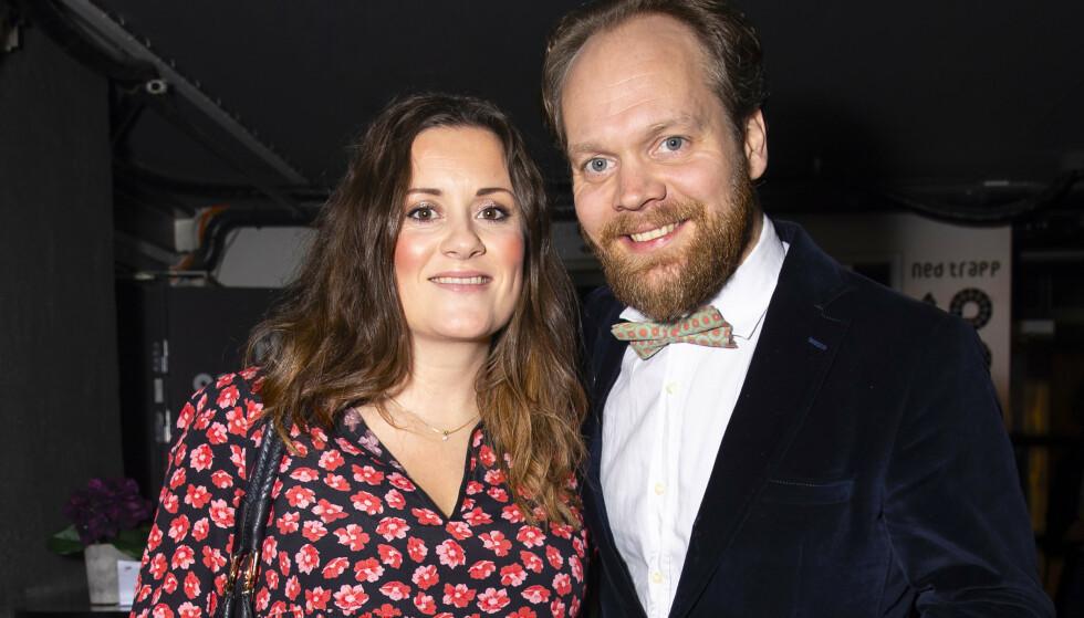 BRUDD: Forholdet mellom de norske komikerne Jon Niklas Rønning og Kristine Riis har tatt slutt. Det bekrefter sistnevnte til VG.Foto: Andreas Fadum / Se og Hør