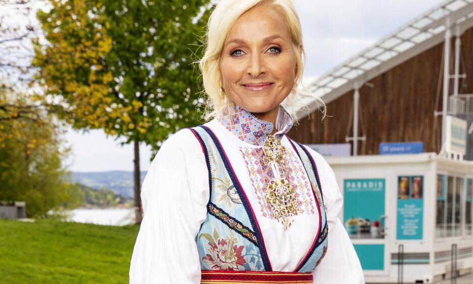 MISTET MOREN: TV 2-programleder Vår Staude er i sorg etter at moren hennes Åse gikk bort av kreft. Foto: Tor Lindseth/ Se og Hør