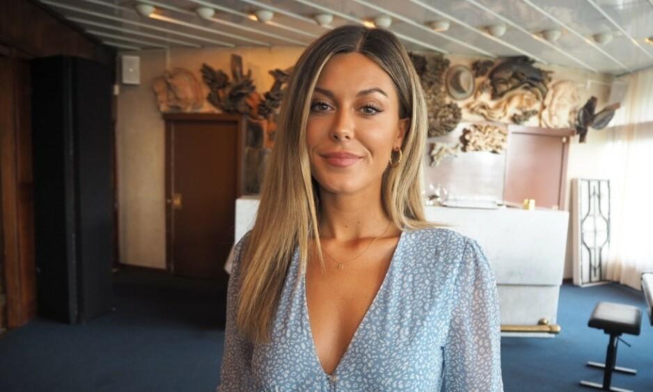 ÅPEN: Den 24 år gamle realitystjernen Bianca Ingrosso snakker svært åpent om sitt seksualliv - og nå kommer hun med en rekke personlige avsløringer i en ny video på Youtube. Foto: Henriette Eilertsen / Se og Hør