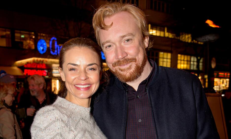 GIFT ELLER EI: Agnes Kittelsen og Lars Winnerbäck giftet seg i 2016, men ikke alt har gått helt etter planen. Det avslører sistnevnte nå. Foto: Tore Skaar / Se og Hør