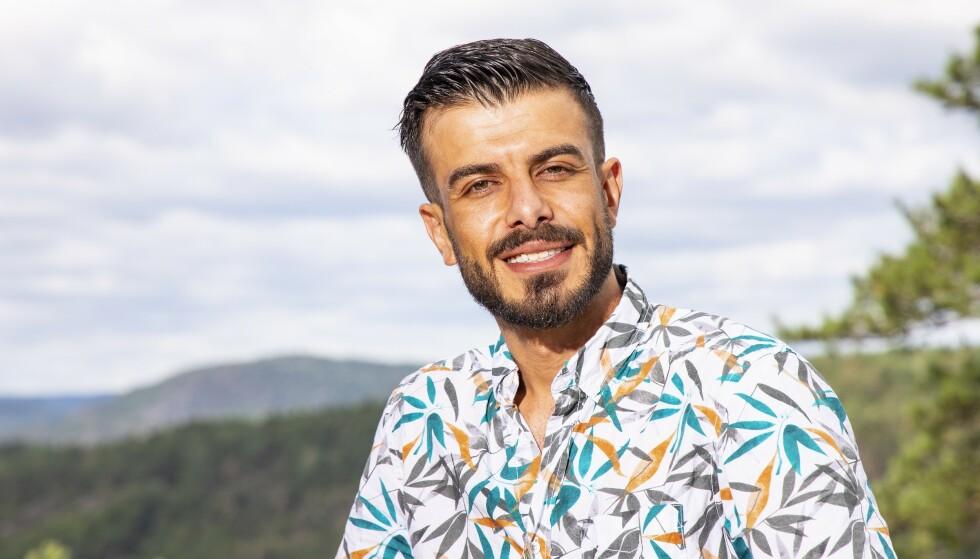 NEDTUR: Asad Shehada opplevde en tung periode etter realityoppholdet. Likevel angrer han ikke på deltakelsen. Foto: Tor Lindseth