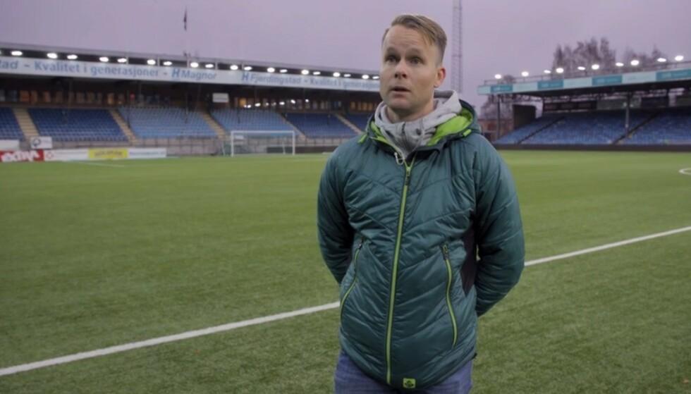 FIKK HJELP: I løpet av ni år spilte Ole-Alexander Walseth på seg milliongjeld på grunn av gambling. Foto: TV3