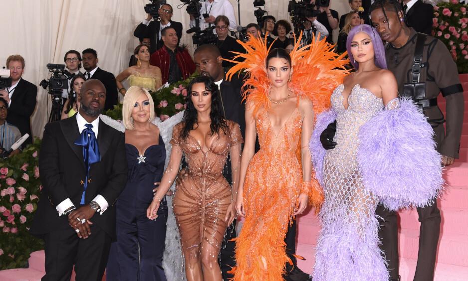 NÆRT BÅND: Kris Jenner forteller om den verdenskjente realityfamiliens tette bånd i nytt intervju. Foto: NTB Scanpix