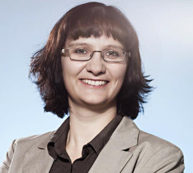 <strong>EKSPERT:</strong> Førsteamanuensis ved institutt for sosiologi og statsvitenskap på NTNU, Melanie Magin (39). Foto: Christof Mattes/©JGU Mainz