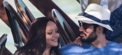- Brudd for Rihanna
