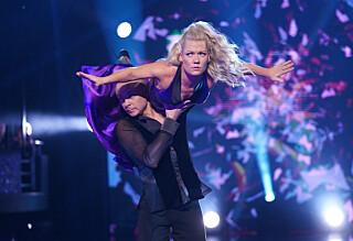 Sandra Borch ute av «Skal vi danse»
