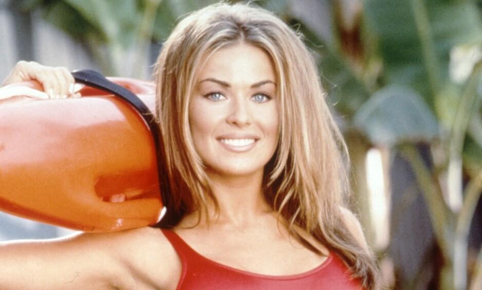 LANI MCKENZIE: Carmen Electra fikk sitt store gjennombrudd i «Baywatch» i 1997. Siden har hun gjort så godt som alt for å holde seg i rampelyset. Foto: NTB Scanpix