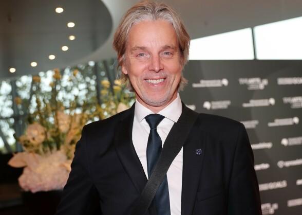 PÅ RØD LØPER: Jan Åge Fjørtoft. Foto: Andreas Fadum / Se og Hør