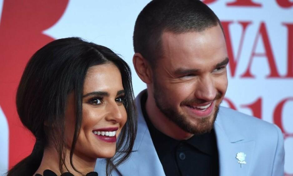 SVARER: Cheryl Cole har uttalt seg om et rykte som omhandler bruddet med ekskjæresten Liam Payne. Foto: NTB Scanpix