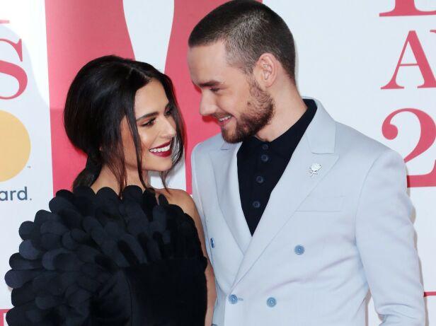 RYKTER: Allerede i forkant av Brit Awards i februar 2018 ble det spekulert på om paret slet i forholdet. Foto: NTB Scanpix