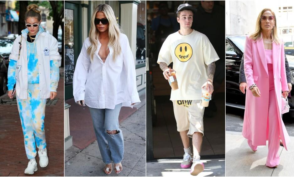 SAKSØKES: Flere kjendiser har gjenbrukt paparazzi-bilder av seg selv på Instagram. Nå har dette fått konsekvenser. Foto: NTB Scanpix