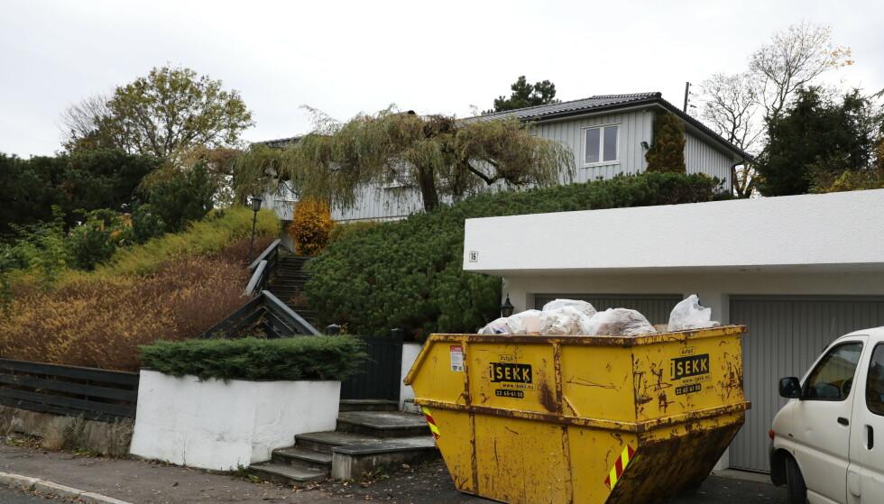 GOD PLASS: Den nye boligen til ekteparet Suzann Pettersen og Christian Ringvold er på totalt 341 kvadratmeter. Foto: Thomas Hoff