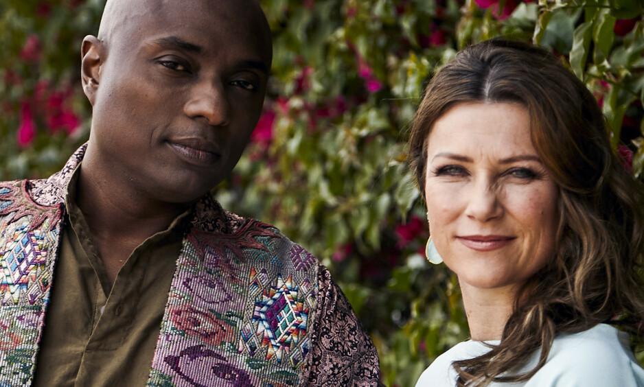 KRITIKK: Det har ikke manglet på meninger rundt Durek Verretts nye bok. Nå forsvarer prinsesse Märtha Louise kjæresten. Foto: NTB Scanpix