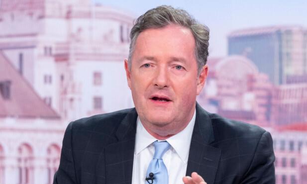 OPPGITT: Tv-profil Piers Morgan er lei av klagingen til hertuginne Meghan. Foto: NTB Scanpix
