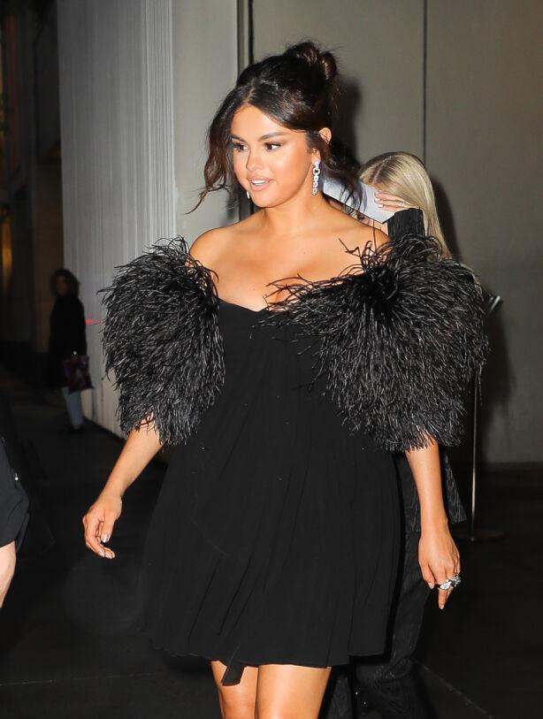 ÆRLIG: Det var en åpen Selena Gomez som holdt tale etter å ha mottatt en pris fra Mc Lean Hospital tidligere denne høsten. Foto: NTB Scanpix