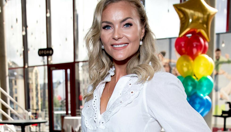 GODT BETALT: Caroline Berg Eriksen dro inn nærmere tre millioner kroner i fjor. Foto: Andreas Fadum / Se og Hør