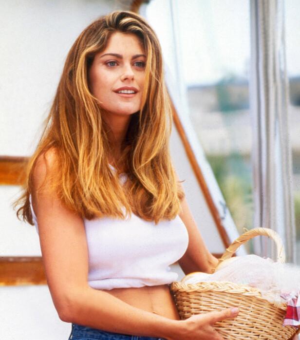 SKUESPILLER: Ireland har hatt en rekke roller i filmer, i tillegg til sin modellkarriere. Foto: NTB Scanpix