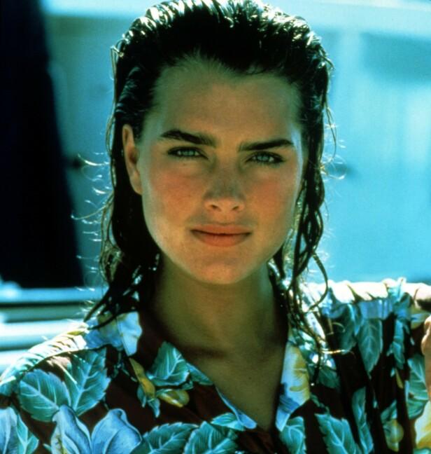 POPULÆR: 54-åringen var svært vakker som ung, og det er ikke rart at hun var en populær kvinne. Her avbildet i filmen «Wet Gold» fra 1984. Foto: NTB Scanpix