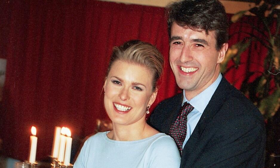 HYLLER: Olaf Thommessen og Vendela Kirsebom var gift i elleve år. Nå hyller førstnevnte ekskonas nye forlovelse. Foto: Michael Engstrøm, Se og Hør.