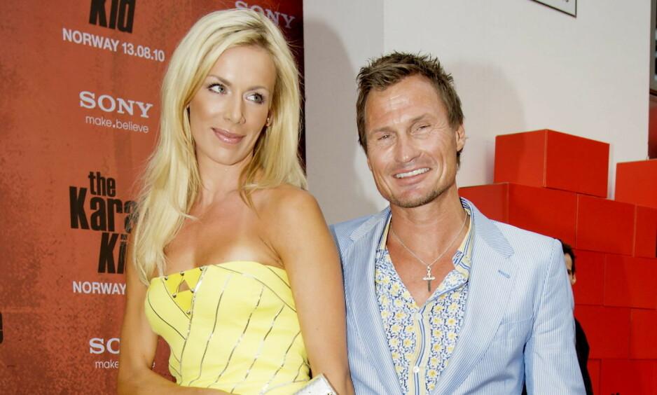BRUDD: Petter og Gunhild Stordalen har besluttet å gå fra hverandre etter 14 år som kjærester. Slik var romansen. Foto: NTB Scanpix