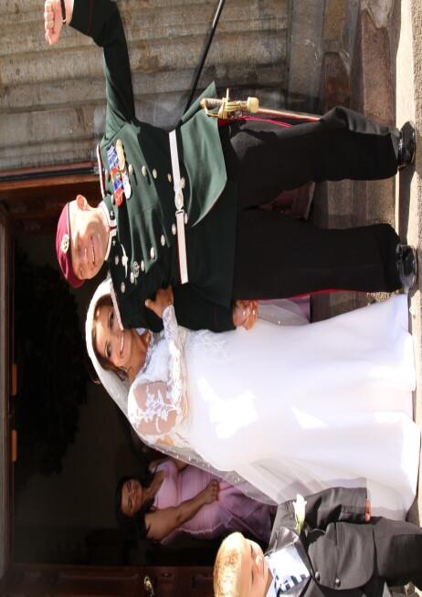 LUKSUSVILLA: Louise kjøpte villaen i Holmenkollen sammen med Erik Bertrand Larssen i 2014 - samme året de giftet seg. Tre år senere gikk de hver til sitt. Foto: Bent Are Sigvaldsen / Se og Hør